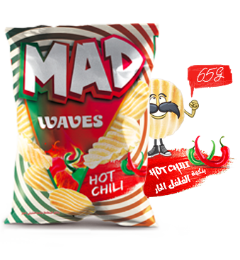 MAD WAVES HOT 65G