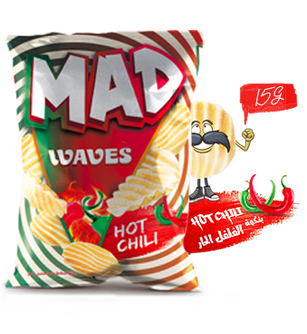 MAD WAVES HOT 16G