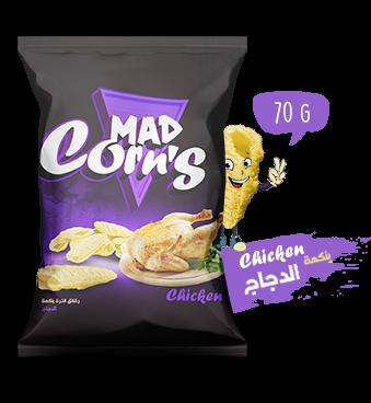 MAD CORN'S Chicken