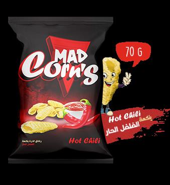 MAD CORN'S Hot Chili